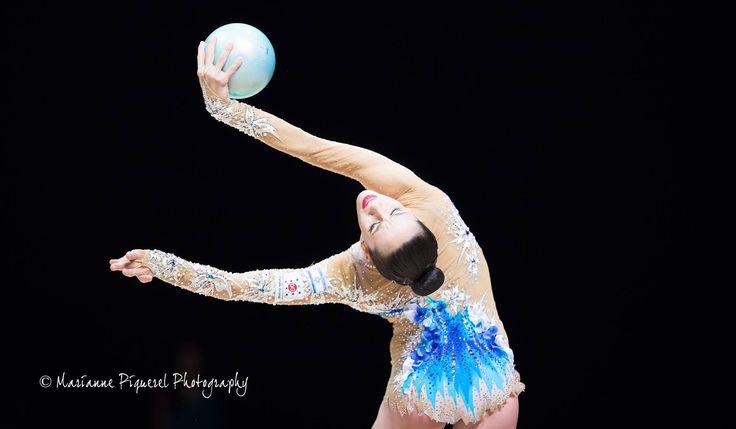 Neta Rivkin (Israel), World Cup (Baku) 2016