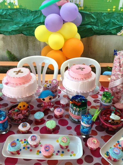 """Photo 1 of 25: Lala Loopsy / Birthday """"Sewing Bithday Party"""" 
