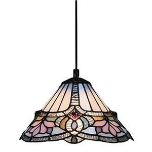 Lighting - Tiffany Lights - Tiffany Chandeliers - 1 - Light Tiffany Pendant Light with Glass Shade Lotus Pattern  sc 1 st  Pinterest & Best 25+ Tiffany pendant light ideas on Pinterest | Tiffany lamp ... azcodes.com