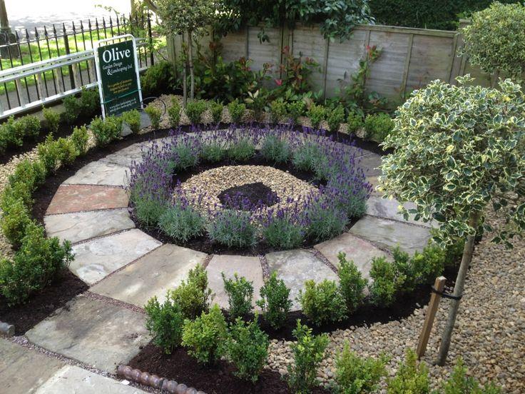 Front Path & Victorian Town-house Garden