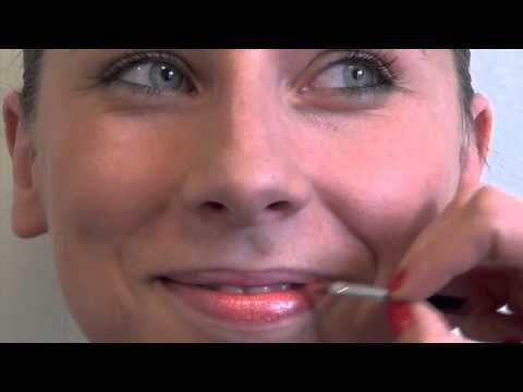 GLOSSYBOX présente les tendances maquillage été 2012 : l'application du gloss en halo