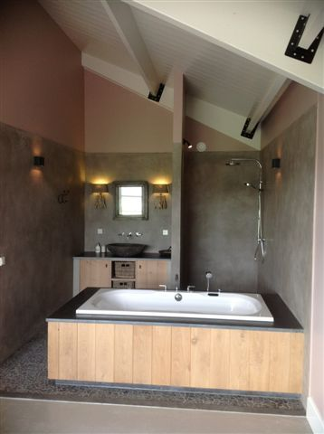 180 best Dach Bad images on Pinterest Bathroom, Modern bathrooms