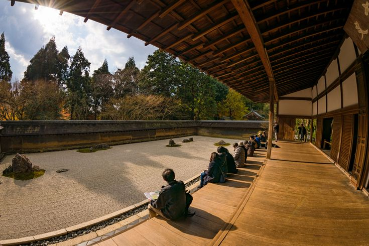 Ryoanji Temple(龍安寺, Ryōan-ji) is a UNESCO World Heritage Site in Northwest Kyoto, featuring the most famous Zen rock garden in Japan. In this post, I'll share photos I took at Ryoanji Temple, info & tips for visiting, history of the temple, and thoughts on our experience here. While famed for that rock garden, Ryoanji Temple …