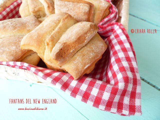 Kucina di Kiara: Food Blog a cura di Chiara Rozza: Fantans del New England
