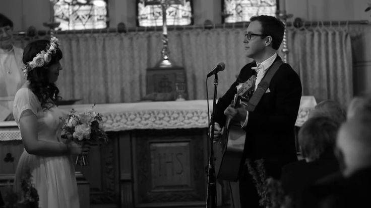 Wedding Video | Summer Love | Matt composed an original song for his beautiful bride Leah | firetaleweddings.nz