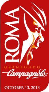 Il logo ufficiale della #GranfondoRoma Campagnolo del 13 Ottobre 2013 #bici #bike #cicilismo #cycling #sport #sports