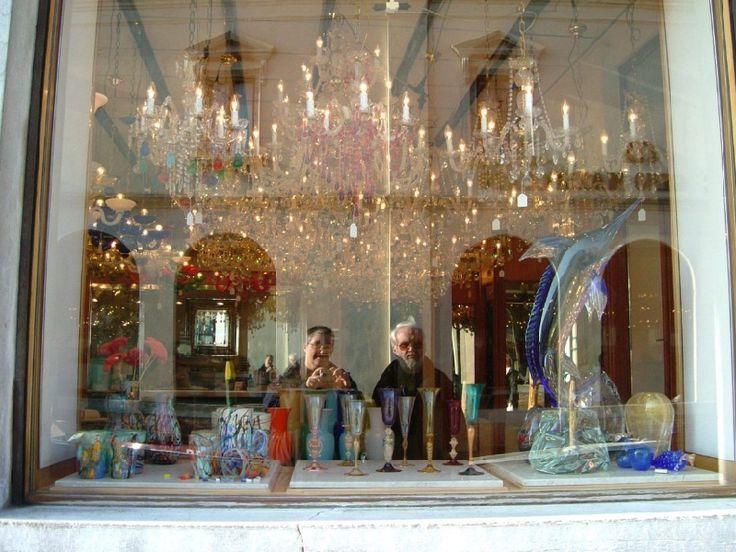 Фото Музей стекла Мурано (Венеция, Италия)