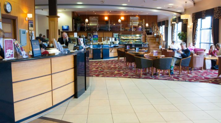 The Armagh City Hotel in County Armagh