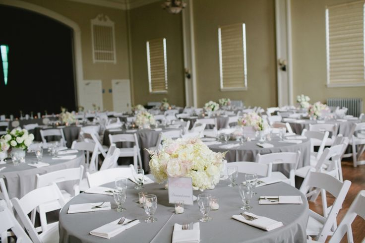 Pink and gray wedding  // photo by Jennifer Wohrle Photography