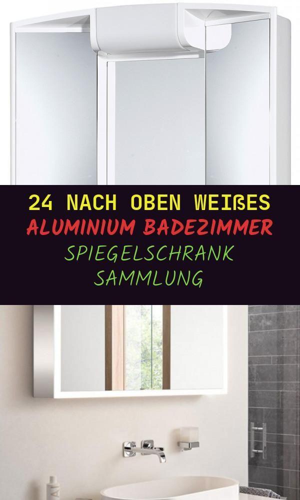 23 Beste Weisses Aluminium Badezimmer Spiegelschrank Foto Di 2020