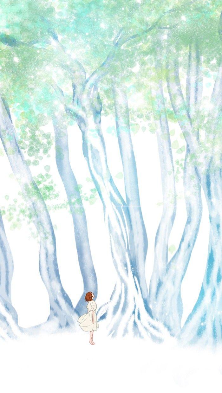 Winter Woods - webtoon http://www.webtoons.com/en/fantasy/winter-woods/list?title_no=344