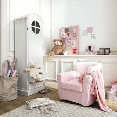 best fauteuil enfant maisons chambre fille bonne nuit. Black Bedroom Furniture Sets. Home Design Ideas