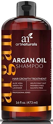 """Art Naturals Organic Argan Oil Hair Loss Shampoo for Hair Regrowth 16 Oz – Sulfate Free – Best Treatment for Hair Loss, Thinning & – Growth Product For Men & Women – Infused with Biotin – 2016  BUY NOW     $19.99    """"Whether you're male or female, noticeable hair loss is upsetting. Art  Naturals' Argan Oil Shampoo Hair Growth Therapy can he ..  http://www.beautyandluxuryforu.top/2017/03/05/art-naturals-organic-argan-oil-hair-loss-shampoo-for-hair-regrowth-16-oz-sulfate-free-best.."""