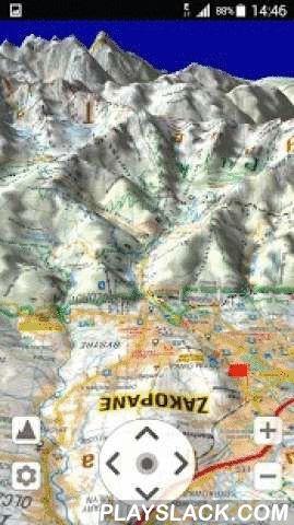 KaMap Pro AN  Android App - playslack.com ,  KaMap Pro to nawigacja turystyczna i rowerowa.Program wskazuje miejsce położenia na mapach turystycznych dostępnych w naszym serwisie: www.kamap.pl oraz na mapach Google. Dodatkowo umożliwia wyszukiwanie, prezentacje i prowadzenie do skrzynek (geocaching) umieszczonych w polskim portalu opencaching. W najnowszej wersji KaMap umożliwia wyświetlanie map w widoku 3DKaMap jest platformą, w ramach której wydawcy map turystycznych udostępniają mapy w…