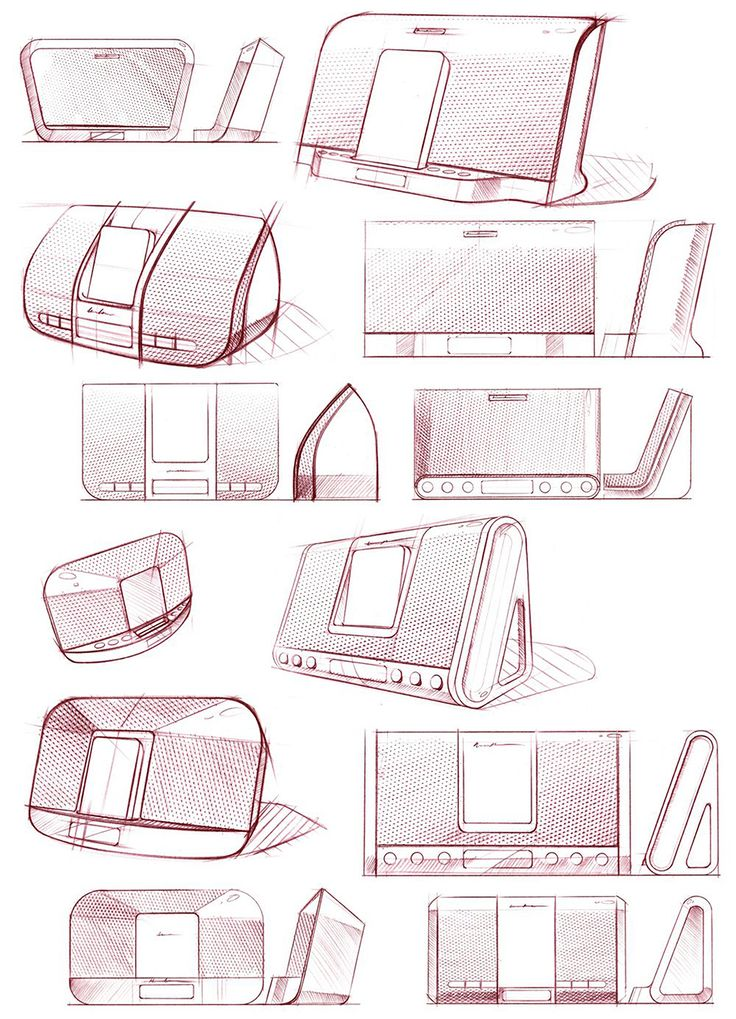 iPhone / iPod audio dock exploration. James Owen Design + Altec Lansing ‪#‎design‬ ‪#‎industrialdesign‬ ‪#‎visual‬ ‪#‎designlife‬ ‪#‎sketching‬ ‪#‎sketches‬ ‪#‎designer‬ ‪#‎technique‬ ‪#‎designsketch‬ ‪#‎sketchoftheday‬ ‪#‎productdesign‬ ‪#‎productdevelopment‬ ‪#‎vision‬ ‪#‎concept‬ ‪#‎minimal‬ ‪#‎minimalism‬ #industrialdesign #sketches