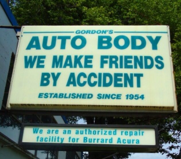 Automotive Repair Signs : Best images about sas on the body side pinterest