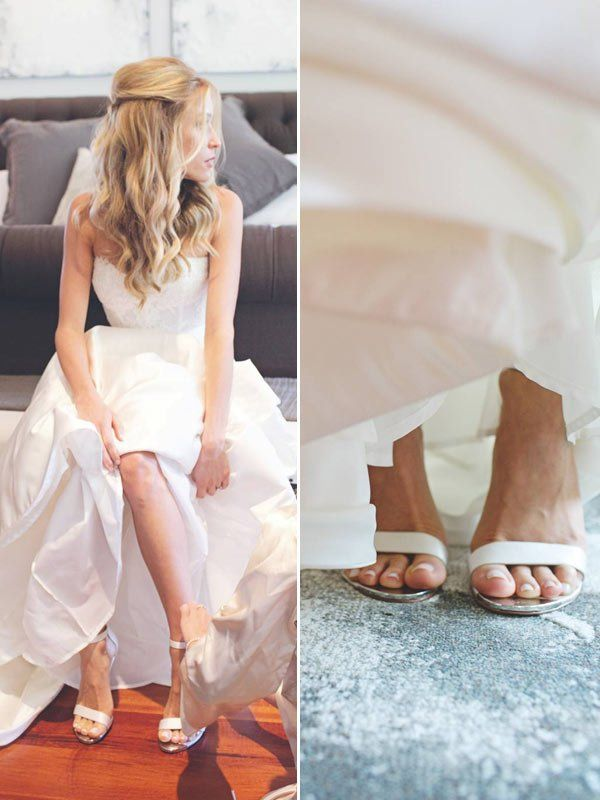 Kristin Cavallari Designed Her Own Wedding Shoes: Get Them Here