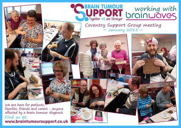 Something different to try at our Coventry Support Group meeting in January!