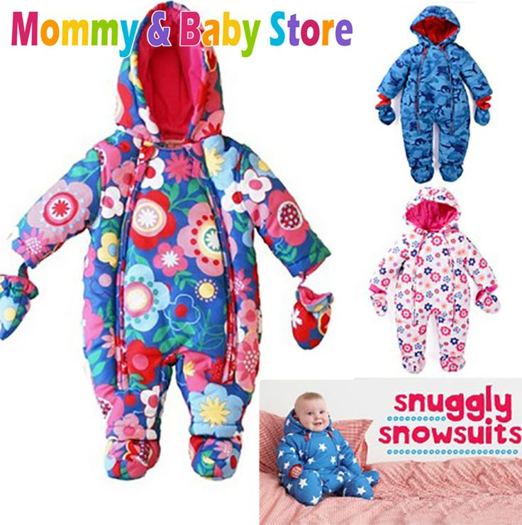 Baby romper winter baby Snowsuit and Kids winter jumpsuit one piece romper for 6-24 month  export quality guarantee