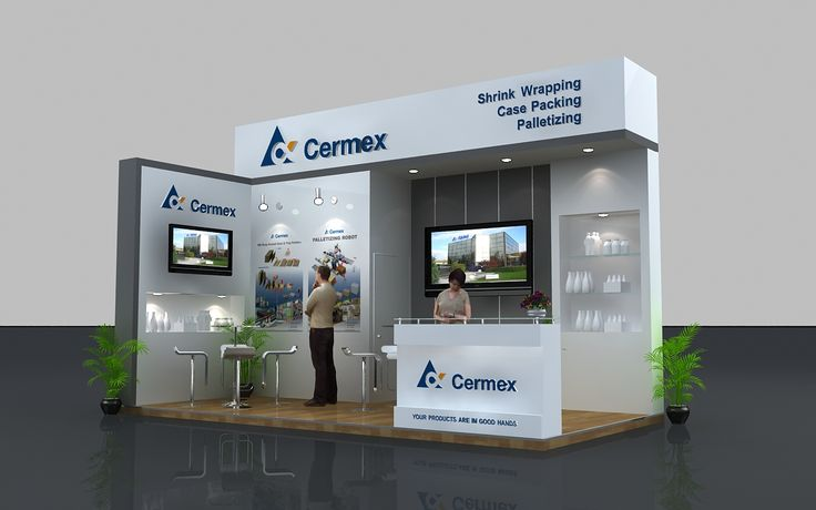 Booth Cermex1