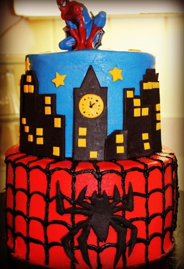 47 Best Spider Man Birthday Party Images On Pinterest Anniversary