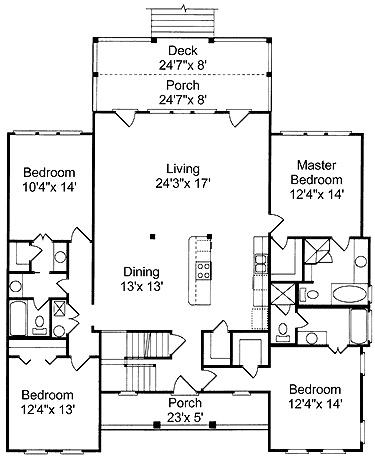 Classic Seaboard Details Hwbdo05201 Tidewater House Plan From Builderhouseplans Com Future