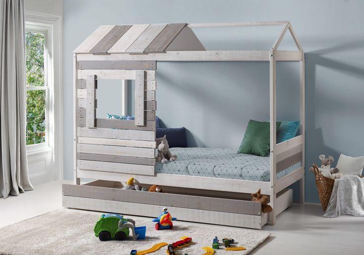 les 25 meilleures id es de la cat gorie lit cabane pas. Black Bedroom Furniture Sets. Home Design Ideas