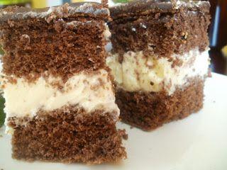 uw-aga-gotuje!: Ciasto Milky Way