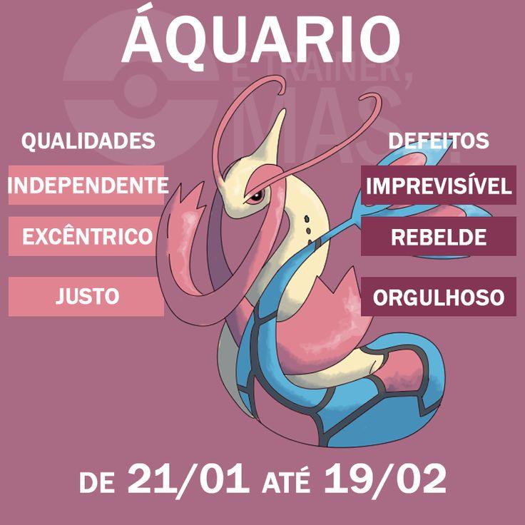 Cada Pokémon traz seis características, divididas entre três qualidades e três defeitos.