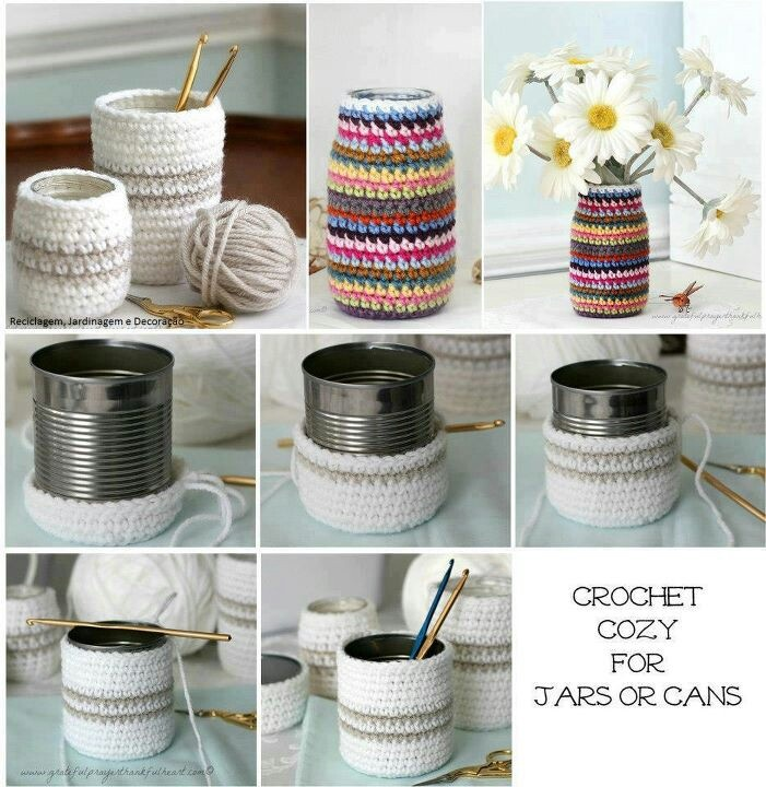Jars or cans