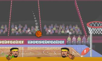 Sports head basketball Unblocked is one of the new unblocked games online and you can play it online free on Rim Sim Games.  An Introduction and description of sports head basketball Unblocked Game:  If you are fed
