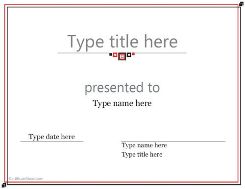 Best 25+ Blank certificate template ideas on Pinterest Blank - blank award certificates