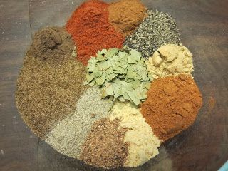Mix It Up: Old Bay Seasoning Mix