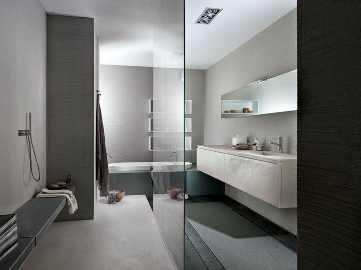 Les 25 meilleures id es concernant toilette suspendu sur pinterest deco wc - Meuble salle de bain italie ...