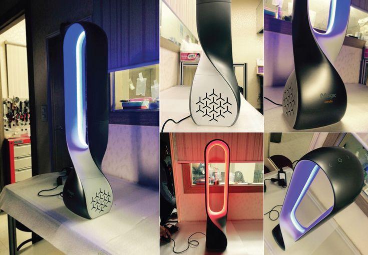 One Alluring Air Purifier | Yanko Design