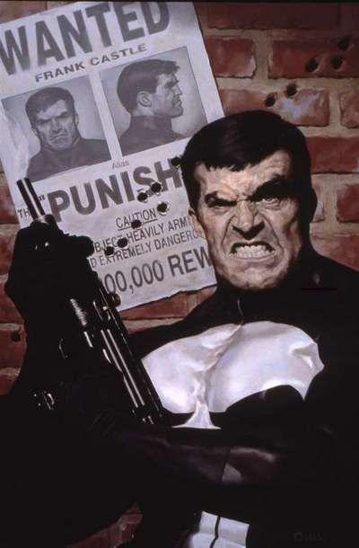Punisher by Glen Orbik