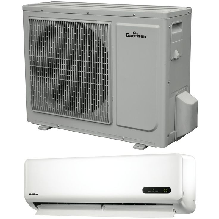 Ductless Mini Split 18000 BTU Air Conditioner with Remote