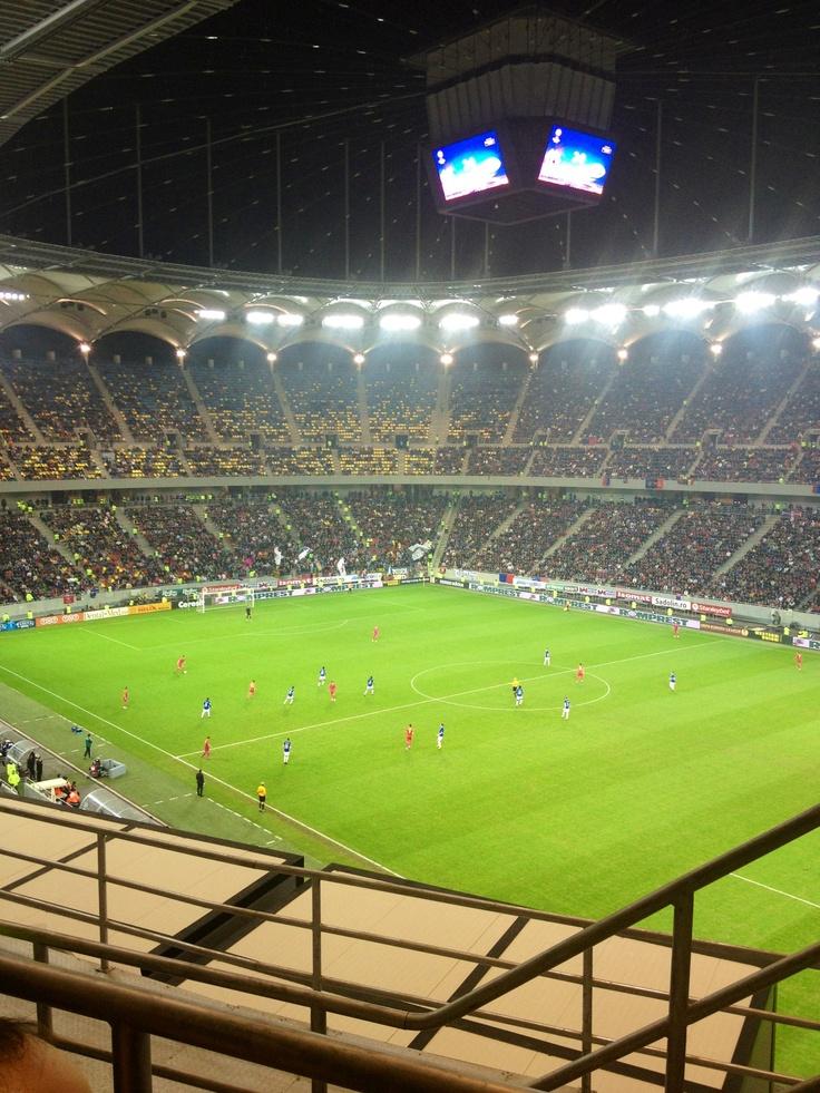 Steaua -Molde