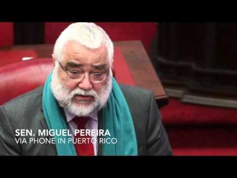 Meet the Senator Who Wants to Decriminalize Marijuana in Puerto Rico