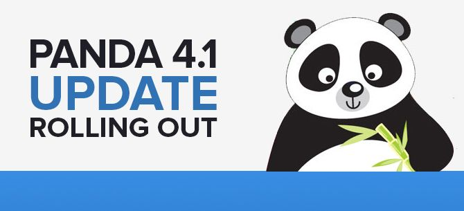 Panda 4.1 Update Is Sneaking Out Through Google Soon