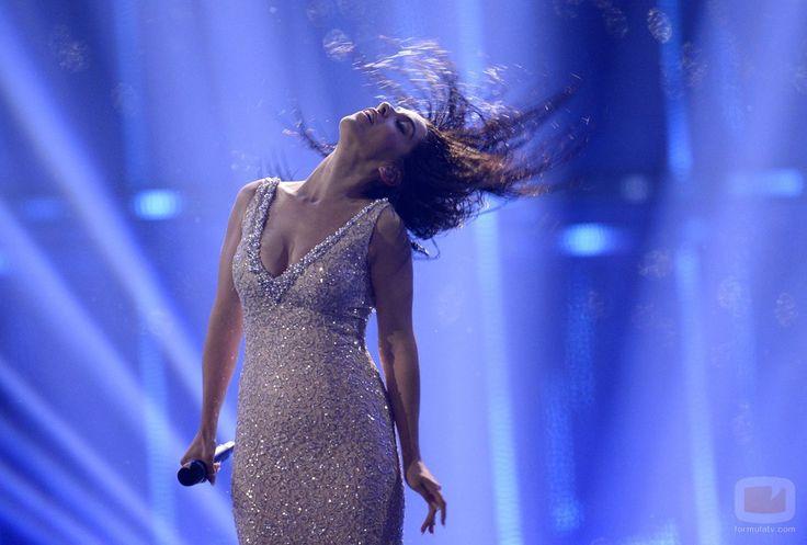 Ruth Lorenzo (España 2014) en su actuación final