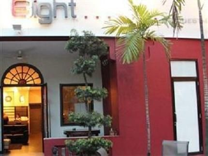 OopsnewsHotels - Number Eight Guesthouse. Within 20 minutes' walk from Bukit Bintang Monorail Station, Number Eight Guesthouse offers guests a convenient base while in Kuala Lumpur. It is ideally located for guests wishing to visit local attractions.   The guest house has 28 rooms and has been recently refurbished. Airport transfers and a laundry service are available upon request.   Rooms are comfortable and provide all the essentials, including wireless internet access.