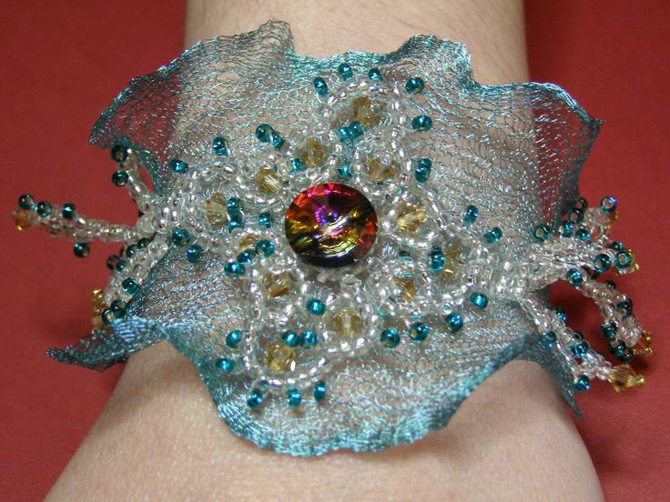 handmade jewelry: something shiny for a glorious day