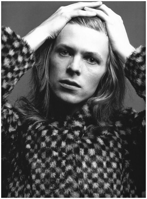 David Bowie, 1971 (This can totes be my young!Serevic)
