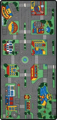City Road Play Carpet