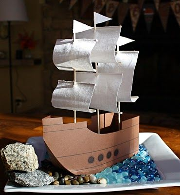 The Magic of Ordinary Things: MY MAYFLOWER