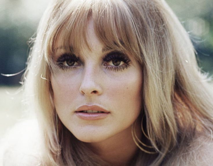 Sharon Tate photographed in 1965