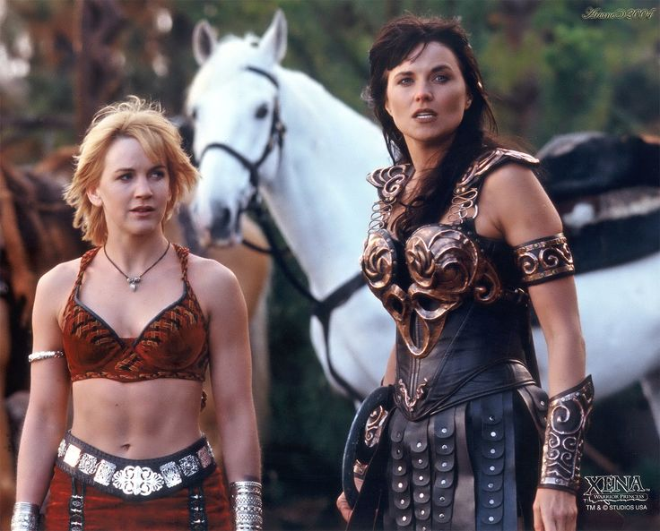Word Life Production - Who could forget Xena Warrior Princess.