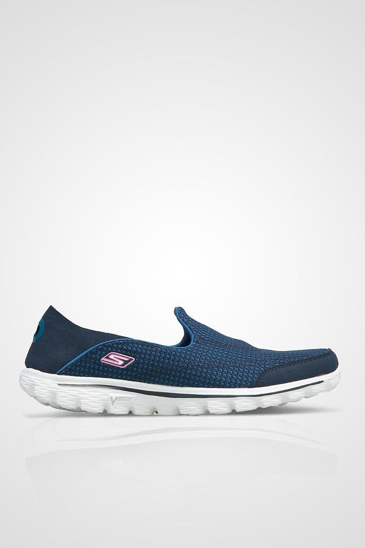 Skechers Go Walk 2 - Convertible Womens Shoes - Blue by Skechers IDR 799.000