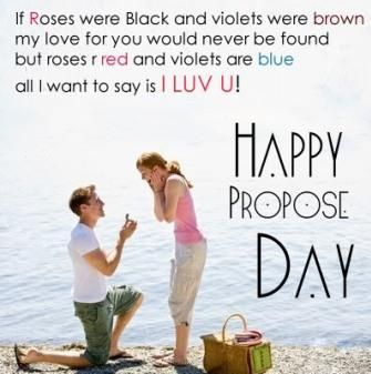 Jokes for Propose day